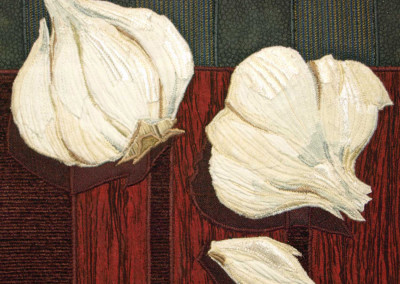 Lubbesmeyer, Garlic, art