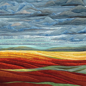 Lubbesmeyer rolling clouds in fiber