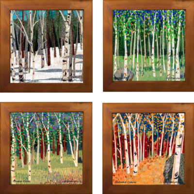 Four Seasons Tile Set