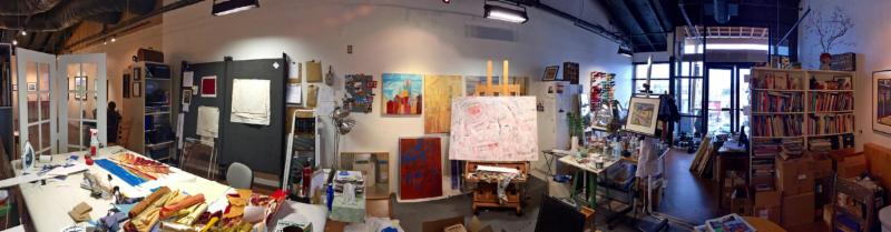 Lubbesmeyer Studio & Gallery in Bend, Oregon
