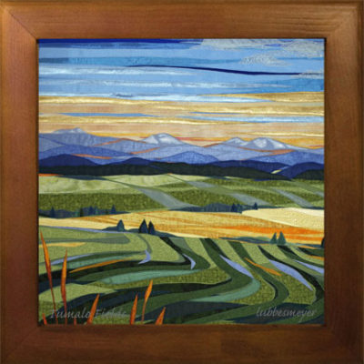 Tumalo Fields ceramic tile art lubbesmeyer