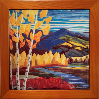 Lubbesmeyer Mountain Stream ceramic tile